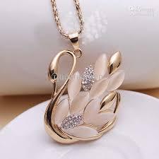 elegant heart necklace images Classy pendant necklaces for women wholesale gold necklace opal jpg