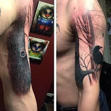125 tree tattoos on back u0026 wrist with meanings wild tattoo art