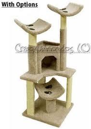 Free Diy Cat Furniture Plans by Cat Accessories Cat Condo Cat Furniture And Cat