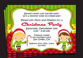 christmas party invitations children s christmas party invitation templates for christmas