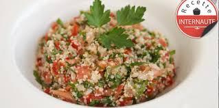 libanais cuisine taboulé libanais facile et pas cher recette sur cuisine actuelle