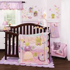 Frog Baby Bedding Crib Sets Lambs And Puddles Baby Bedding And Nursery Accessories