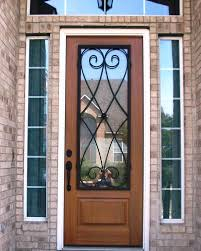 glamorous front door colors for brown house ideas best