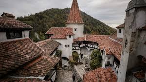 vlad the impaler castle halloween treat a night at dracula u0027s castle in transylvania nbc