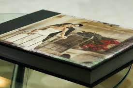 coffee table photo album coffee table style wedding albums home furniture create thippo