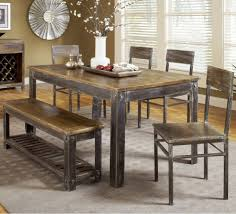 kitchen amazing rustic wood dining room table furniture old barn