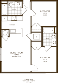 downtown richmond va 2 bedroom apartments floor plans
