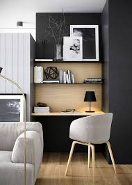 amenager bureau dans salon conseil déco aménager un coin bureau à la maison architecte d