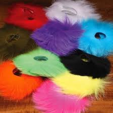 arctic fox tails 4 39 waters west fly fishing outfitters arctic fox tail hair fly tying jpg v 1504197860