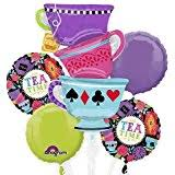 Mad Hatter Tea Party Centerpieces by Amazon Com 10