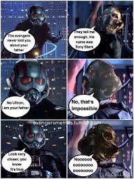 I Am Your Father Meme - avengers memes