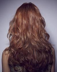 back view of choppy layered haircuts choppy layered long hair back view hair pinterest girl hair