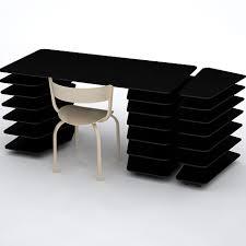 bureau noir design bureau strates de mathieu lehanneur office et culture