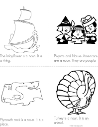thanksgiving nouns book twisty noodle