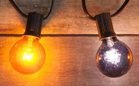 globe string lights halloween e12 outdoor 10 feet black u0026 orange