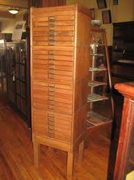 flat file cabinet wood file cabinet flat collection on ebay