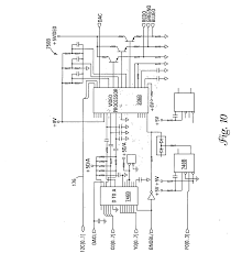 brevet us7986373 plasma television and panel type patent drawing