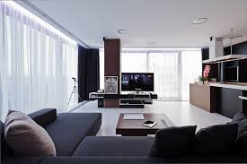 Modern Apartment Interior Design In Romania - Modern apartments interior design