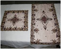 hand beaded table runners beaded table runners manufacturer supplier of beaded table