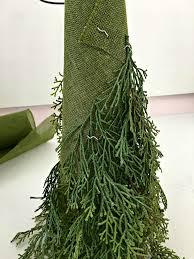 a christmas tree topiary celebrate u0026 decorate