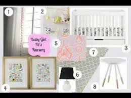 Baby Room Curtain Ideas Diy Baby Room Curtain Ideas Youtube