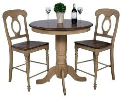 cafe table and chairs 3 piece pub table set 3 piece pub table set black andreuorte com