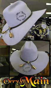 western movie hats the last best west