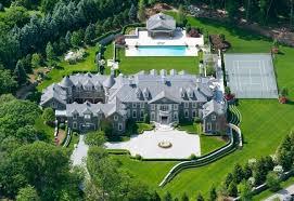 large mansions mansions eating real estate