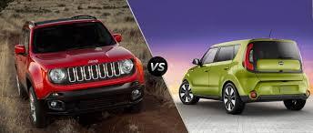 2015 jeep renegade vs 2015 kia soul mac haik dodge chrysler jeep