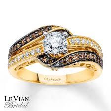chocolate wedding rings levian chocolate diamonds 1 ct tw engagement ring 14k gold