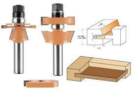 Router Bits For Cabinet Doors Rail And Stile Router Bits Rail Stile Cabinet Door Router Bit Set