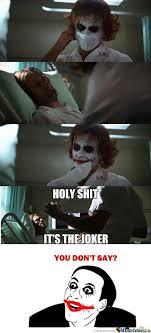 Batman Joker Meme - 98 best batman humor images on pinterest funny stuff dark knight