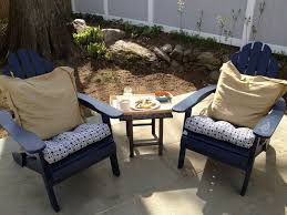 Cheap Patio Chairs Outdoor Adirondack Patio Chairs And Small Table Choosing Tips