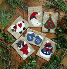 gift bag ornaments kit s of greenfield