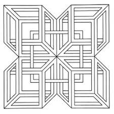 illusions coloring pages optical illusion coloring pages for adults free to print online