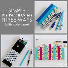 Cute Ways To Decorate Your Phone Case How To Personalize Your Pencil Case In 5 Minutes Scotchbts