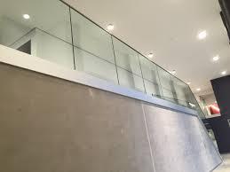 rambarde escalier design garde corps escalier sabco u2013 belgique sadev architectural glass
