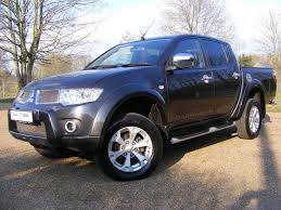 mitsubishi l200 used 2011 mitsubishi l200 di d 4x4 barbarian lb double cab for