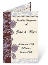 Programs For A Wedding Ceremony Wedding Ceremony Program Ideas 101 Paperdirect Blog
