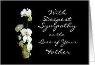 condolences greeting card sympathy cards for loss of from greeting card universe