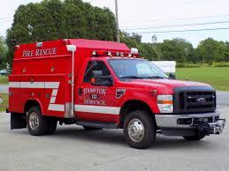 2006 Ford F350 Utility Truck - hampton zack u0027s fire truck pics