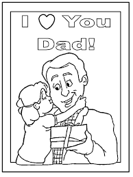 welcome home dad coloring pages