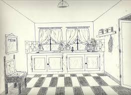 dessin en perspective d une chambre galerie d dessin d une chambre en perspective dessin d une