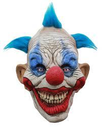 killer clown mask scary killerclown mask horror mask horror shop