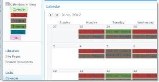 customize the sharepoint calendar colors david lozzi u0027s blog
