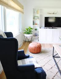 25 Of The Best Home Decor Blogs Shutterfly This 25 Year Old Completely Transformed Her Living Room On A