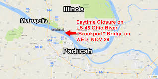 Google Maps Ohio Us 45 Ohio River