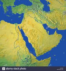 Map Egypt Map Maps Globe Globes Middle East Turkey Iraq Saudi Arabia Egypt