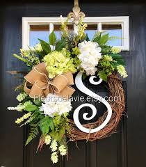 spring wreaths for front door 159 best wreaths and swags for the front door images on pinterest