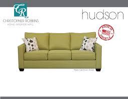 hudson sofa christopher robbins sofa ladiscountfurniture com